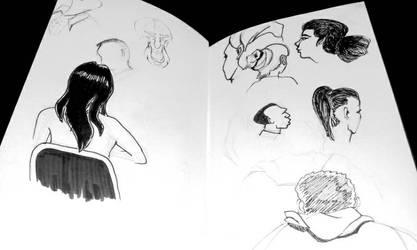 Sketchbook #7 by Jesness