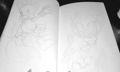 Sketchbook #8 by Jesness