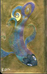 Goldfish by Jesness