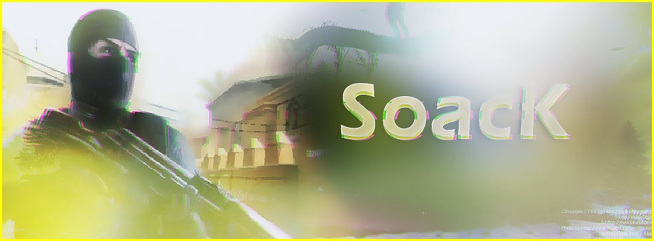 Soack Design by mharlosxd