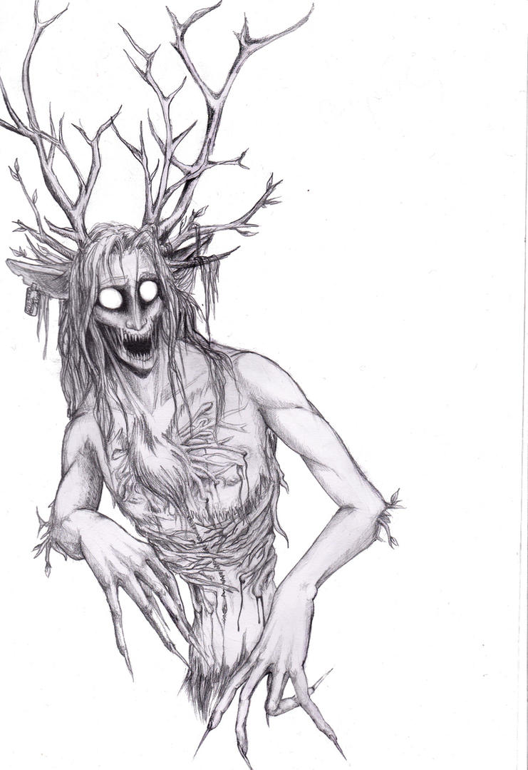 Wendigo by TheRutheLa