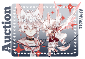 valentines auction ~ (closed) + AB by kaoree