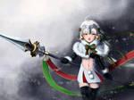 Jeanne d'Arc (Alter Santa Lily version) by Reikamaru