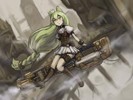 [Steampunk version] Akashi