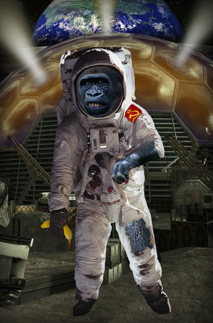 Space Ape by WorldspawnTCS