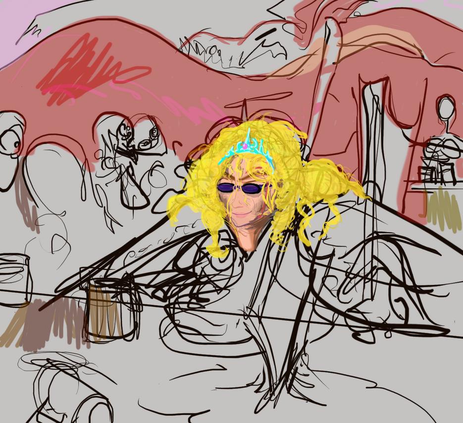 Dragon Princess 1 by LiimLsan