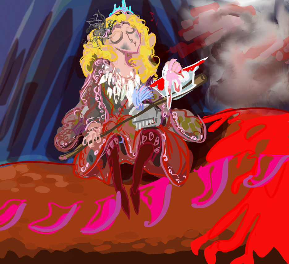 Dragon Princess 2 by LiimLsan