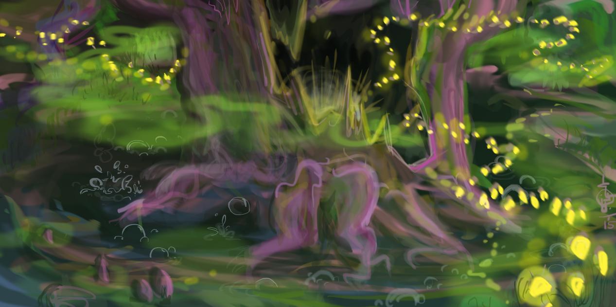 Swamp Music by LiimLsan