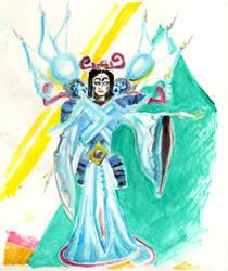 Turandot sketch