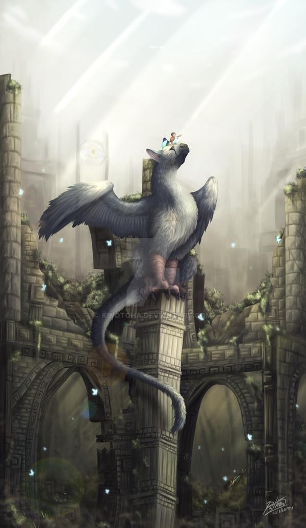 The Last Guardian by kinotoha