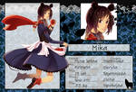 FK: Mika the Forest Mouse
