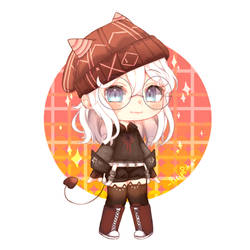 Rika(my new gacha club oc)
