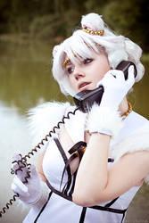 Hello? by Kamiko-Zero
