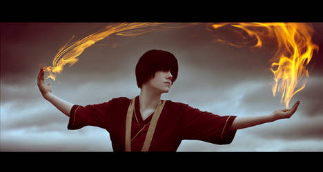 Zuko Fire by Kamiko-Zero