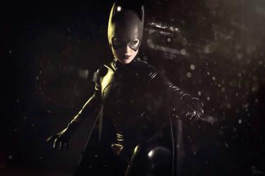 Batgirl by Kamiko-Zero