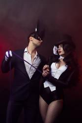 Black Rabbit and Zatanna