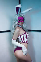 White Rabbit | DC comics by Kamiko-Zero