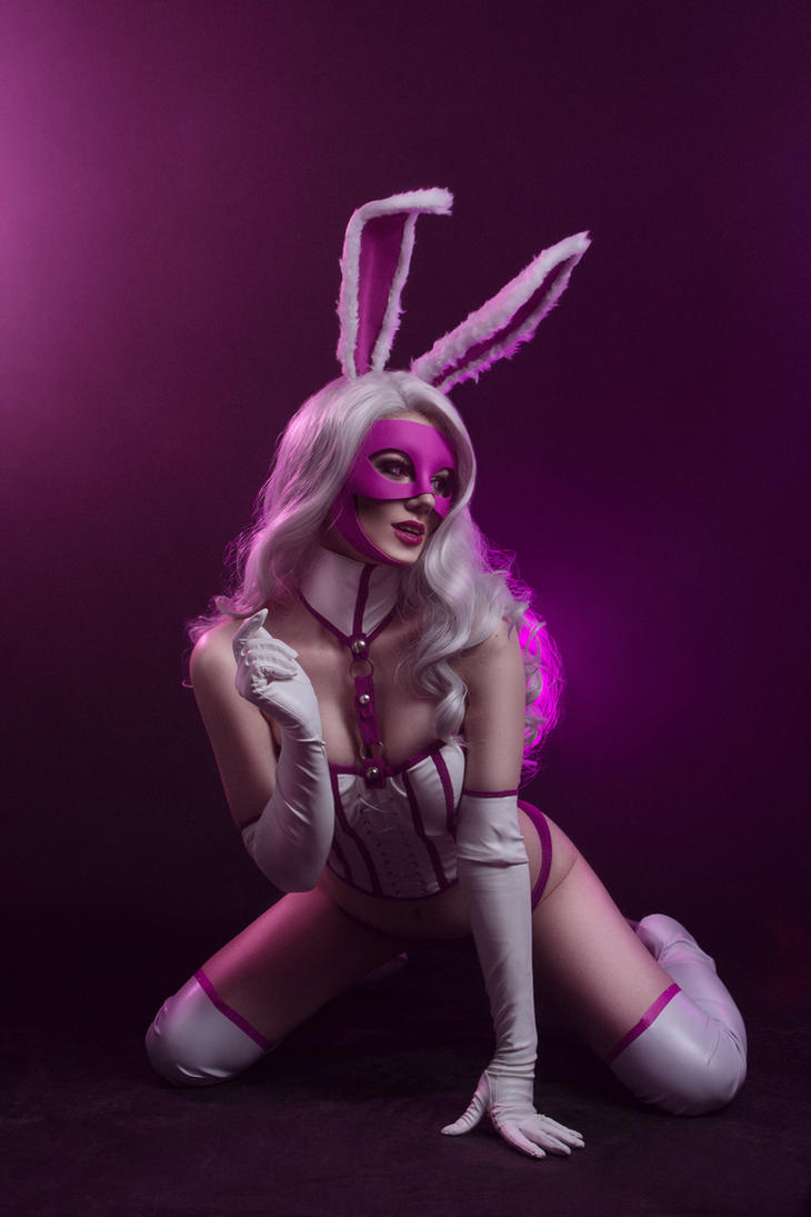 White Rabbit | DC comics by Kamiko-Zero