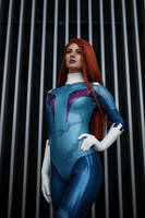 Starfire New 52 Space Suit by Kamiko-Zero