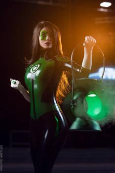 Green Lantern - Jessica Cruz