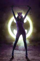 Catwoman Bat-Signal