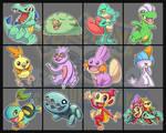 2019 Pokemon Summary