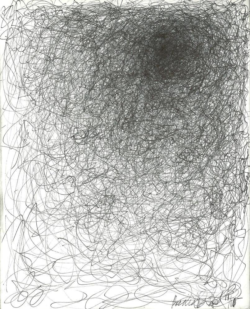 Scribble In Drawing : Scribble art by ninjapooh on deviantart
