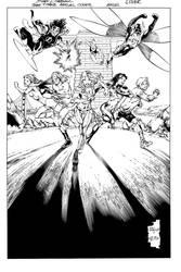 Titans Annual by eddybarrows