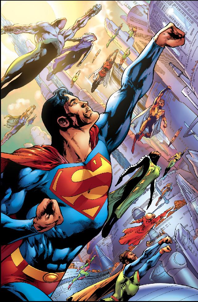 SUPERMAN NEW KRIPTON 6 by eddybarrows
