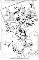 SUPERMAN 710, PAGE 20 by eddybarrows