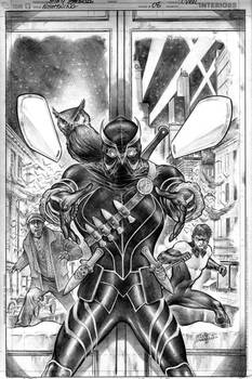 Nightwing 8 Cover