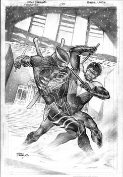Nightwing 9 Cover