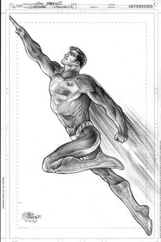 Superman, Commission for NYCC