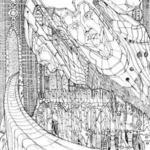 Giger Biomech Outworld