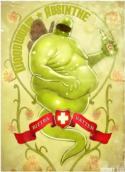 The Green Faerie II