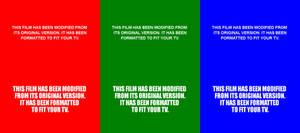 WDHV Modified Screens