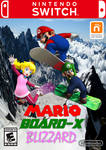 Mario Board-X Blizzard Concept Boxart