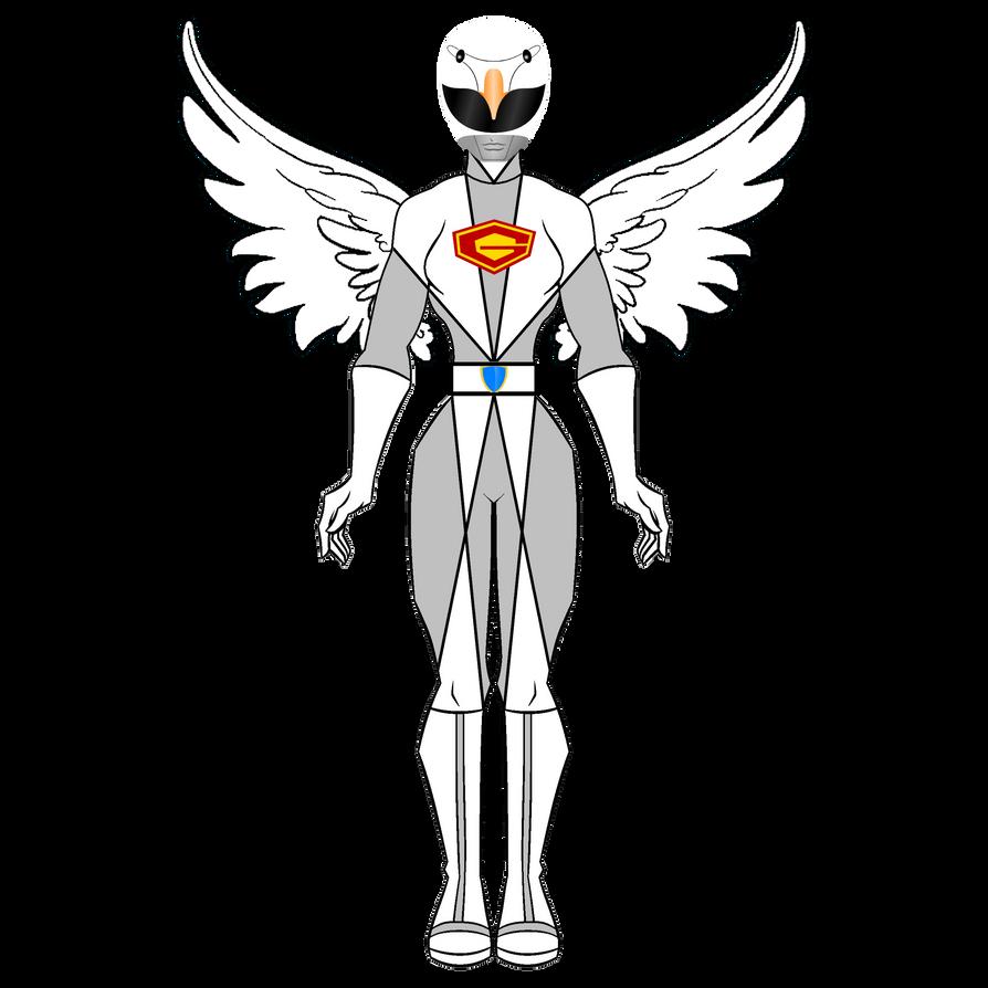 G6 White Jet Ranger - Maria the Crane