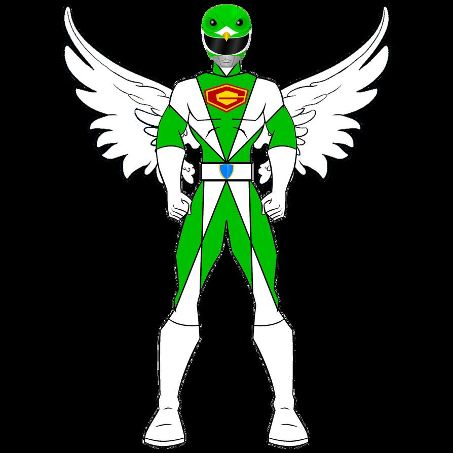 G5 Green Jet Ranger - Ryu the Owl