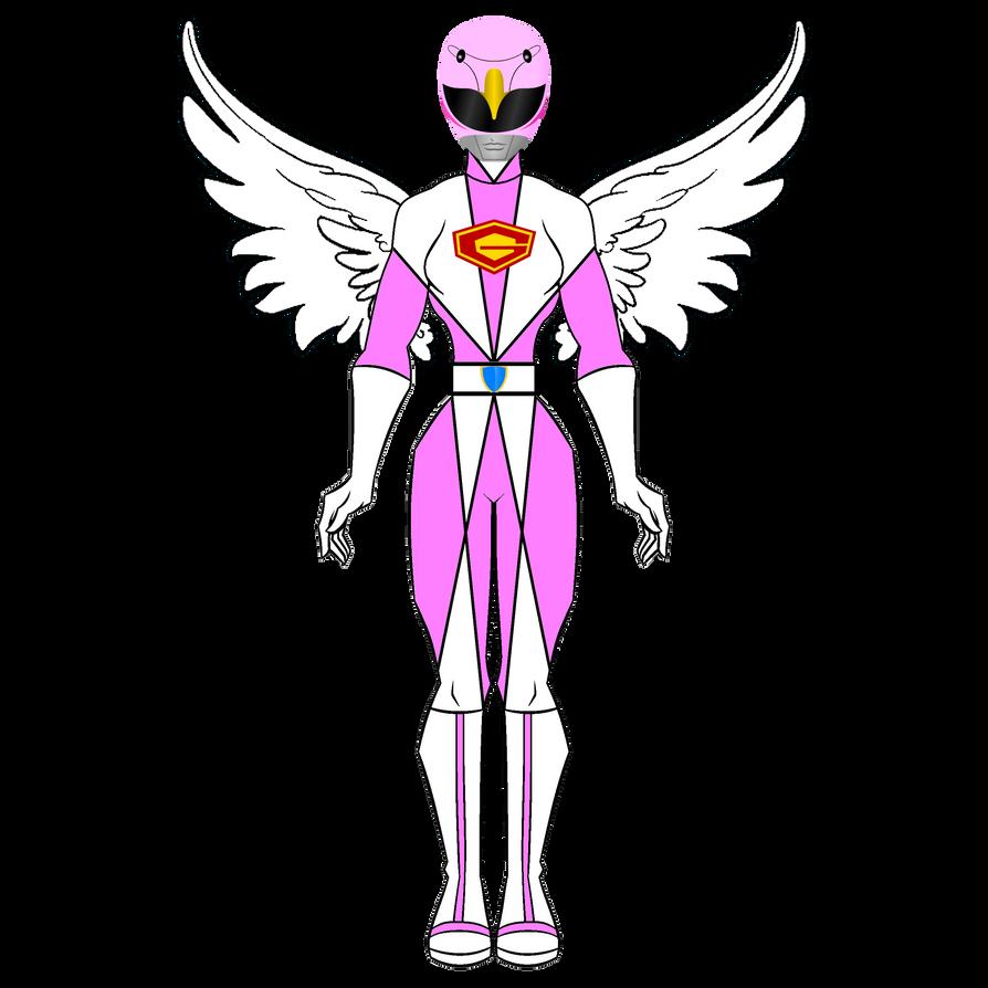 G3 Pink Jet Ranger - Jun the Swan