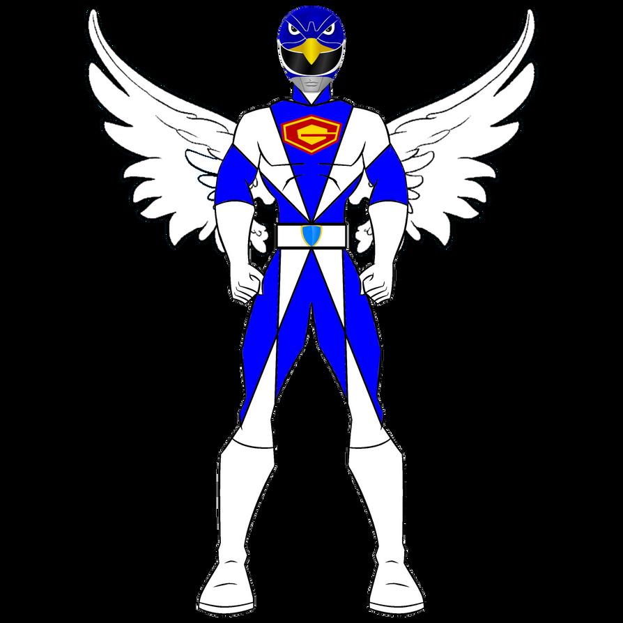 G2 Blue Jet Ranger - Joe the Condor