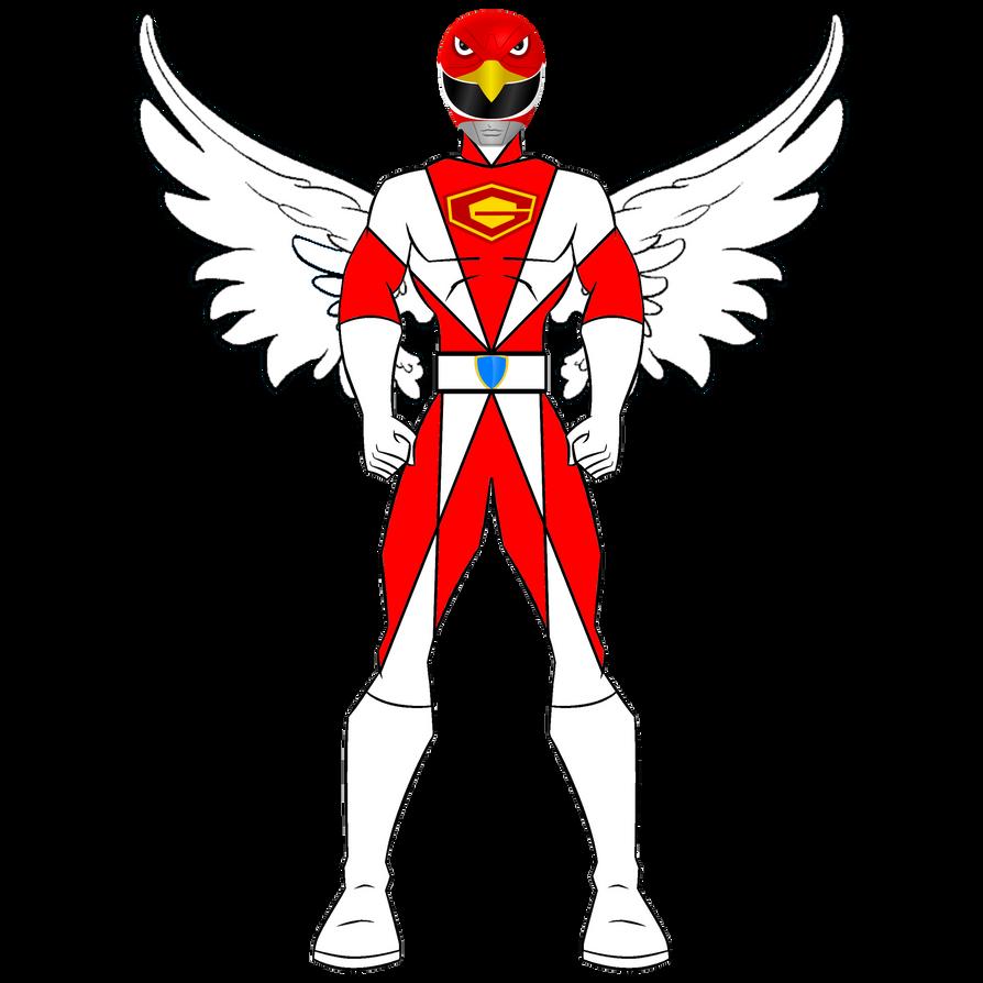 G1 Red Jet Ranger - Ken the Eagle