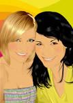 Mandy e Vonne