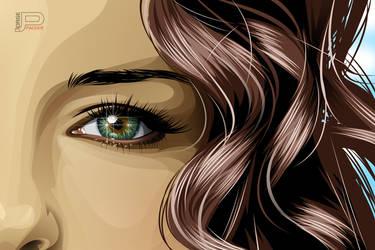 Shania Twain by jorgepacker