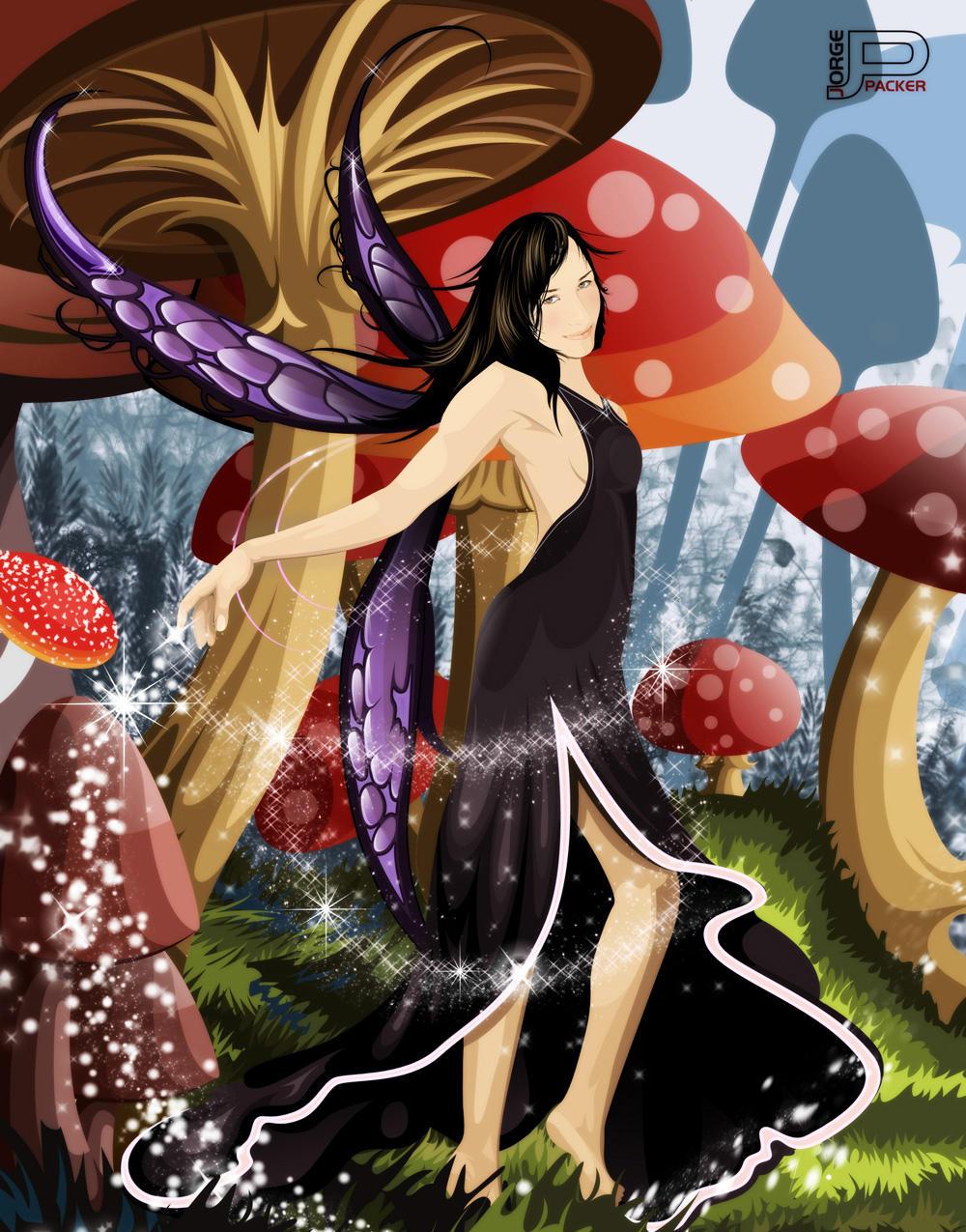 Sweet Dream - Fairy Tale by jorgepacker