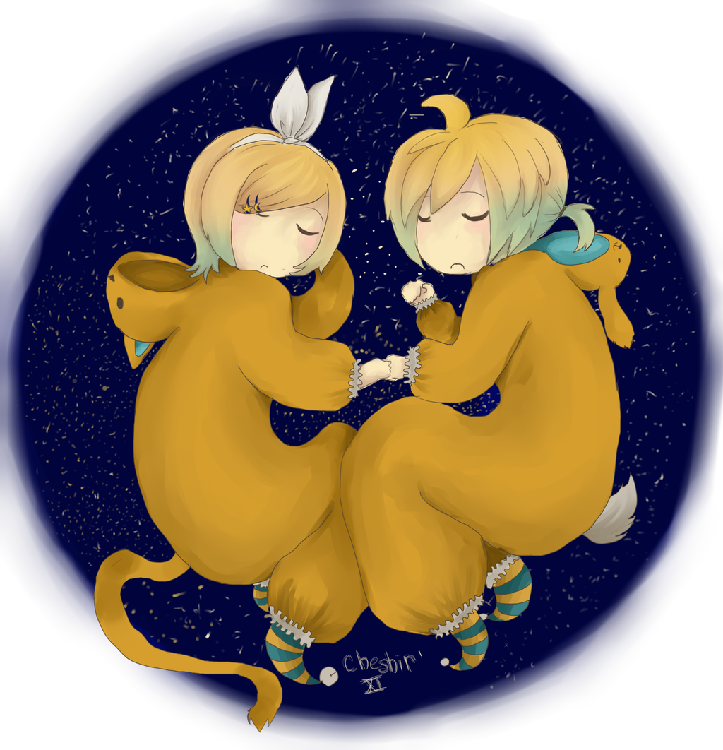 Len and Rin by Teymar