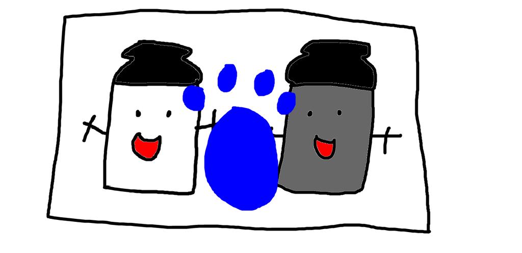 blues clues mr salt and mrs pepper. Blue\u0027s Clues MR. SALT AND MRS. PEPPER By Titan994 Blues Mr Salt And Mrs Pepper