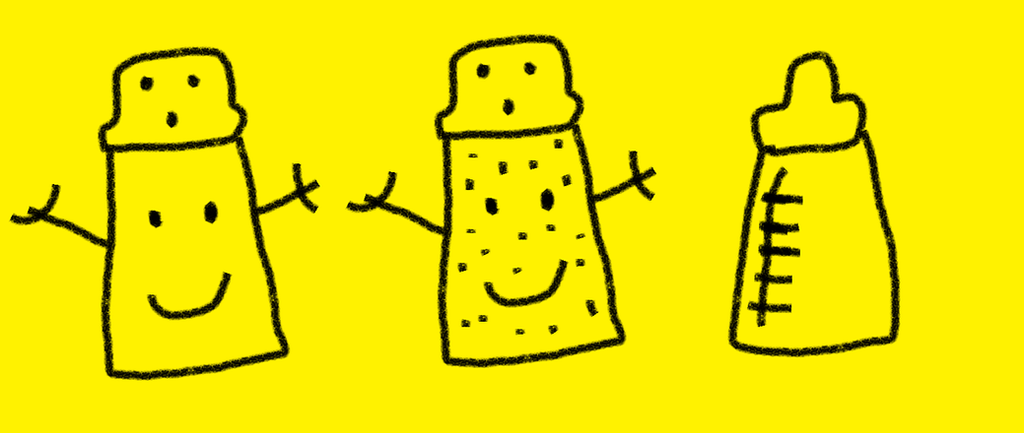 blues clues mr salt and mrs pepper. MR. SALT MRS. PEPPER A BOTTLE By Titan994 Blues Clues Mr Salt And Mrs Pepper