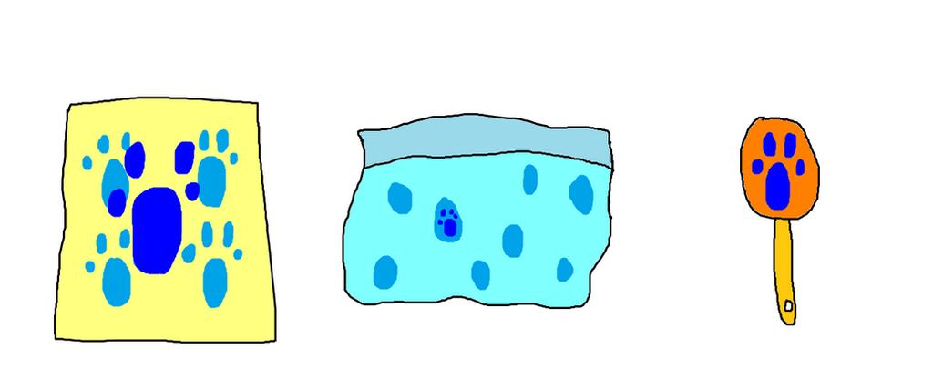 4 little prints a blanket a rattle by titan994 on deviantart