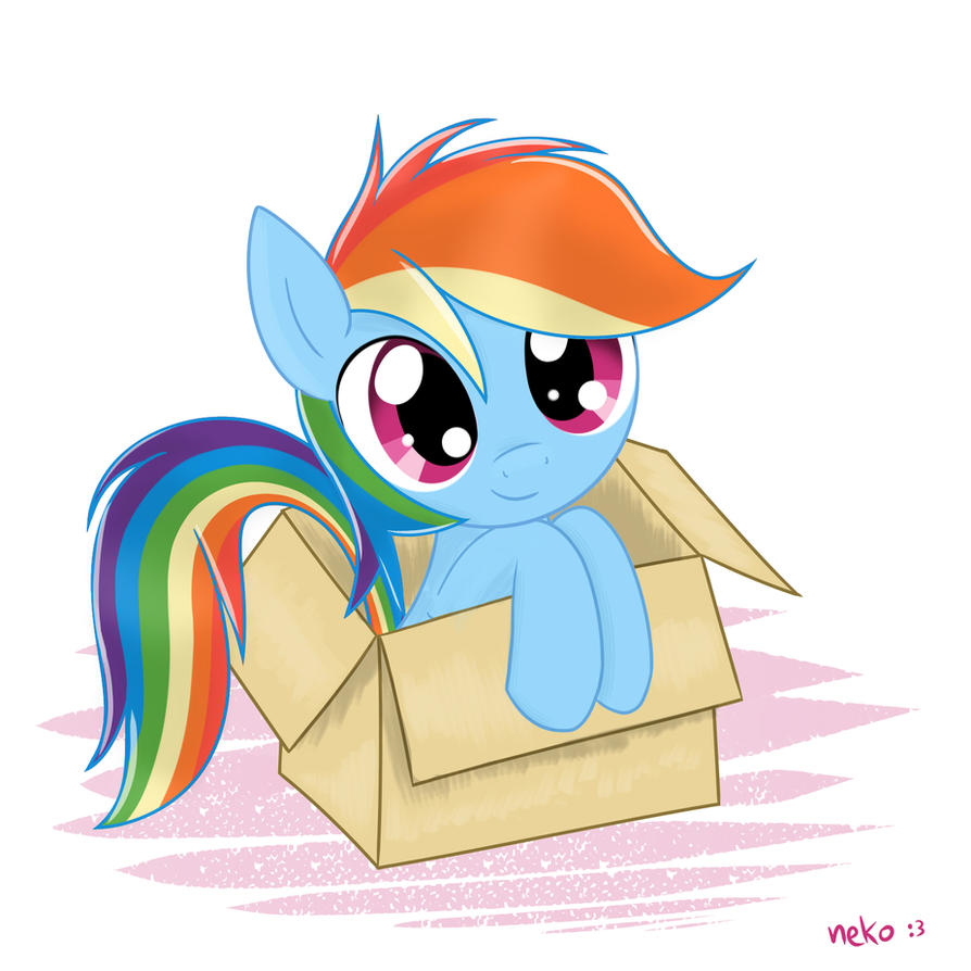 My Little Dashie by McSadat